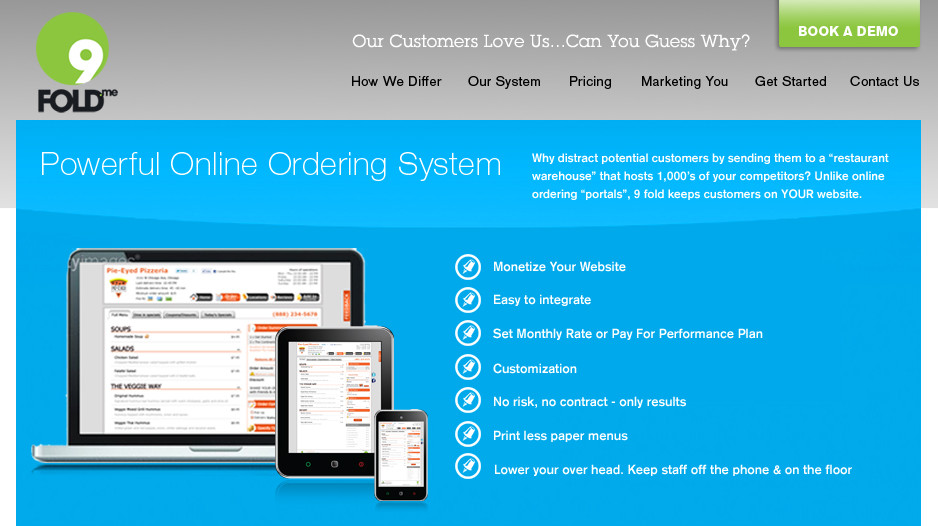 existing online ordering systems Ezweborders is an online ordering system online ordering systems are becoming standard for any engine or through your existing web site -- if.
